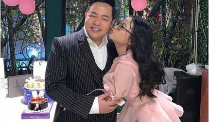 Mối quan hệ của Quang Lê và con nuôi Phương Mỹ Chi gây chú ý