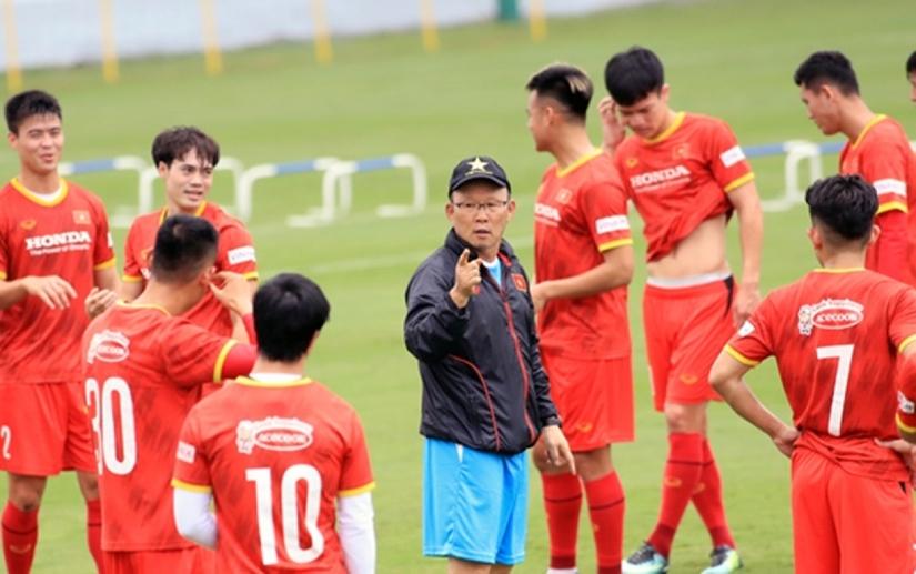 Tuyển Việt Nam xếp vào nhóm cuối tại vòng loại 3 World Cup 2022