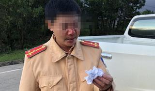 Trốn khai báo y tế, nam thanh niên đánh 2 cảnh sát bị thương