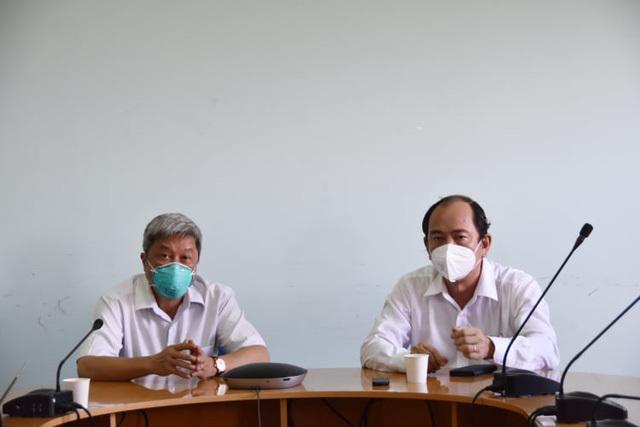 Nhân viên y tế không tiêm vaccine không được tham gia điều trị bệnh nhân