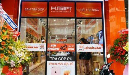 TP.HCM tìm người từng đến 5 cửa hàng điện thoại thuộc hệ thống Hnam Mobile