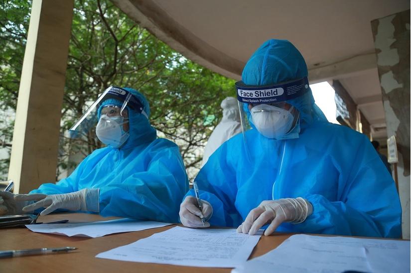 Thanh Hóa truy vết được gần 150 F1, F2 của ca dương tính Covid-19 ở huyện Thường Xuân