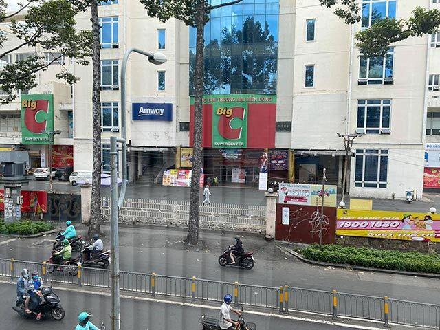 Phong tỏa siêu thị Big C ở quận 10 vì ca nghi mắc COVID-19 từng đến mua sắm
