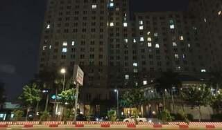 Người đàn ông ngoại quốc tử vong trước sảnh chung cư ở Sài Gòn
