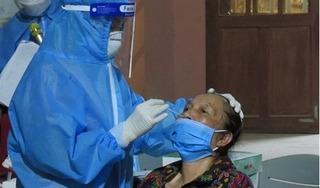 Nghệ An: Có 8 trường hợp test nhanh 2 lần dương tính SARS-CoV-2