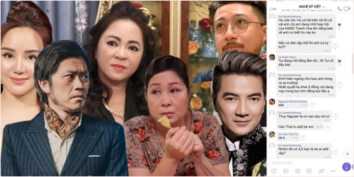 """3 nghệ sĩ khẳng định có nhóm """"Nghệ sĩ Việt"""", người lập nhóm có lên tiếng?"""