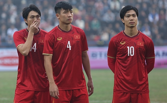 Bóng đá Việt Nam sẵn sàng cạnh tranh ở đấu trường châu lục