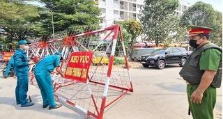 Bình Dương: Giãn cách xã hội theo Chỉ thị 16 TP.Thuận An và TX.Tân Uyên từ ngày 21/6