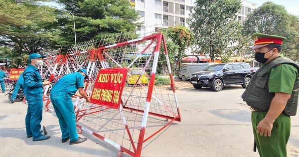 Giãn cách xã hội theo Chỉ thị 16 TP.Thuận An và TX.Tân Uyên từ 0h ngày 21/6