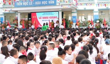Hà Nội: Lùi thời gian tuyển sinh đầu cấp so với năm học trước
