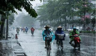 Bắc Bộ đón mưa, trung bộ nắng nóng tiếp tục gay gắt