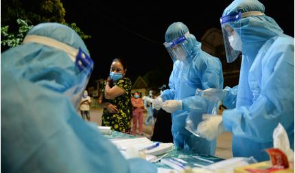 Nghệ An chuẩn bị đón hơn 2.000 lao động từ Bắc Giang trở về