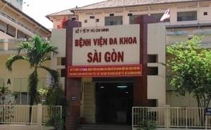 Có 5 ca dương tính Covid-19 đến khám, Bệnh viện đa khoa Sài Gòn ngưng tiếp nhận bệnh nhân