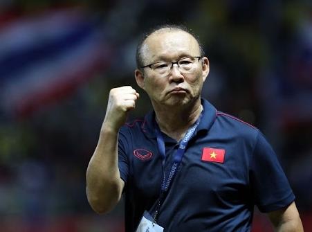 HLV Park Hang Seo viết tâm thư gửi các cầu thủ Việt Nam