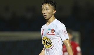 Châu Ngọc Quang chia tay HAGL, gia nhập CLB đua trụ hạng