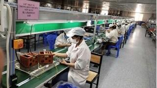 Ngày 1/7, doanh nghiệp ở Bắc Giang hoạt động trở lại