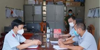 Thái Nguyên: Phạt 2 thanh niên bình luận quy chụp, sai sự thật trên Facebook