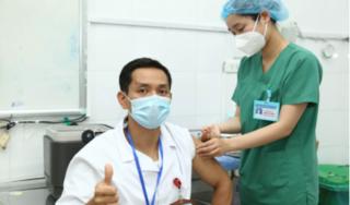 Tốc độ tiêm vắc xin Covid-19 chậm, Bộ Y tế yêu cầu đẩy nhanh