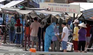 TP.HCM thông báo khẩn tìm người đến các chợ đầu mối liên quan ca Covid-19