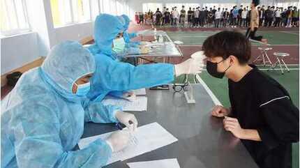 TP.HCM ghi nhận kỷ lục 667 ca dương tính với SARS-CoV-2 trong 24 giờ