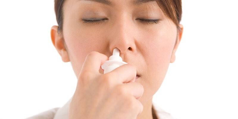 Ngủ máy lạnh bị nghẹt mũi