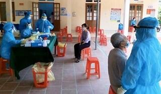 Quảng Ninh: Tất cả F1 liên quan tới 2 ca bệnh mới đều âm tính với SARS-CoV-2