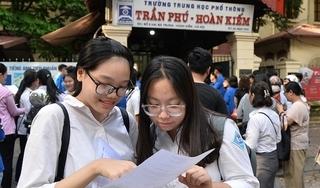 Phổ điểm thi vào lớp 10 Hà Nội năm 2021: Có 45 thí sinh đạt điểm trên 56, điểm dưới 30 chiếm áp đảo