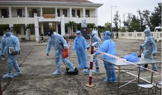 Phú Yên: Người phụ nữ dương tính với SARS-CoV-2 được tìm thấy trong ruộng sắn