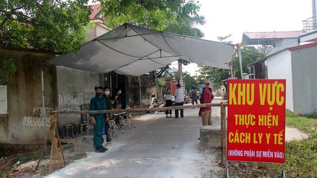 Từ 6h ngày 28/6, huyện Hiệp Hòa, Yên Thế chuyển trạng thái giãn cách xã hội