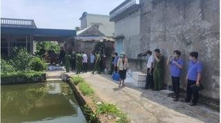 Hé lộ nguyên nhân vụ thảm án sát hại vợ và bố mẹ vợ ở Thái Bình