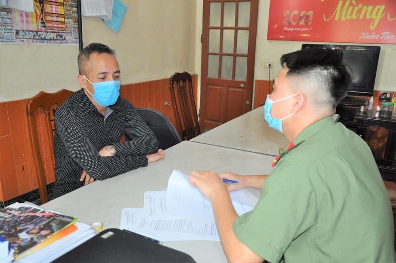 Khởi tố đối tượng tổ chức cho BN3051 nhập cảnh trái phép từ Lào làm lây lan dịch Covid-19