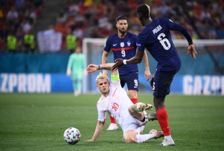 HLV Deschamps nhắc đến sự tàn nhẫn sau khi Pháp thua đau Thụy Sĩ