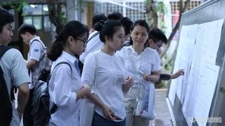 Hà Nội công bố điểm chuẩn vào lớp 10 chuyên năm 2021