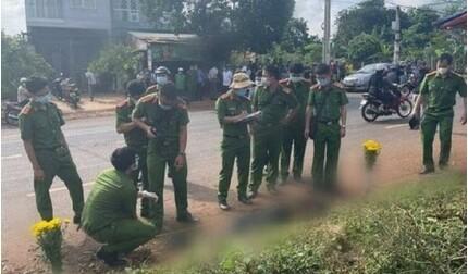 Đắk Lắk: Một học sinh lớp 8 tử vong bất thường bên đường, trên người có nhiều vết thương