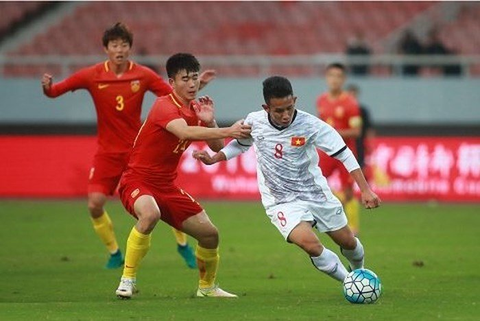 Báo Trung Quốc không đánh giá cao đội tuyển Việt Nam