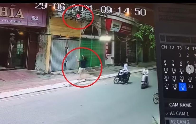 Hoàn cảnh éo le của 'người hùng' cứu bé gái rơi lan can tầng 2 ở Nam Định