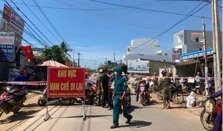 Bình Định: Xuất hiện 4 ca nhiễm COVID-19, cách ly xã hội 4 phường ở Hoài Nhơn