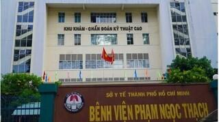 Phát hiện 25 ca mắc Covid-19 tại Bệnh viện Phạm Ngọc Thạch