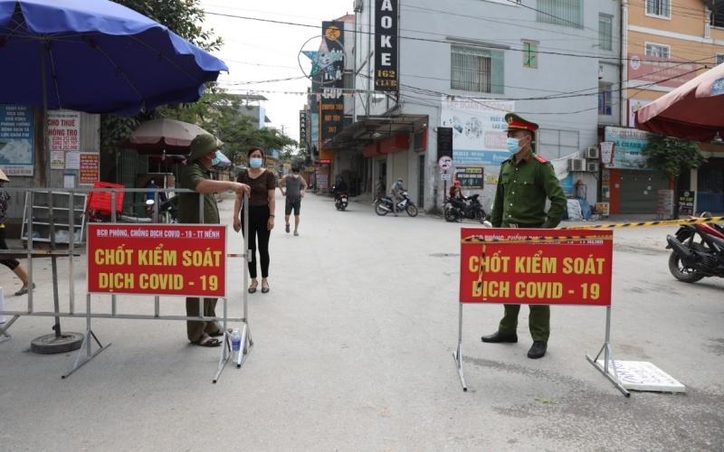 Bắc Giang, Bắc Ninh dự kiến quay lại trạng thái bình thường mới từ 10/7