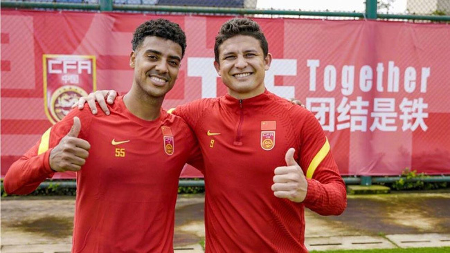 ĐT Trung Quốc dùng 10 cầu thủ nhập tịch