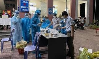 Nghệ An: Lấy gần 6.000 mẫu xét nghiệm Covid-19 liên quan chợ đầu mối TP Vinh
