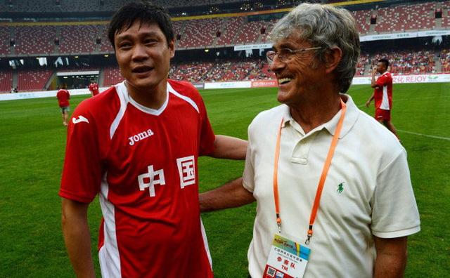 Huyền thoại bóng đá Trung Quốc không đánh giá cao tuyển Việt Nam