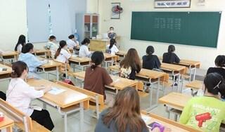 Hà Nội: Phát hiện ổ dịch mới, hàng chục học sinh lớp 12 thi đợt 2