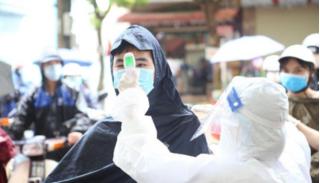 Bắc Giang: Dừng gấp một điểm thi vì phát hiện 1 học sinh dương tính với SARs-CoV-2