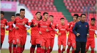 Chốt ngày bốc thăm vòng loại U23 châu Á 2022