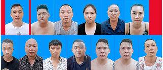 Ổ nhóm cho vay nặng lãi khét tiếng Hà Nội bị phá