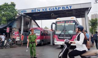 Hà Nội tạm dừng vận tải hành khách công cộng đến 14 tỉnh, thành phố