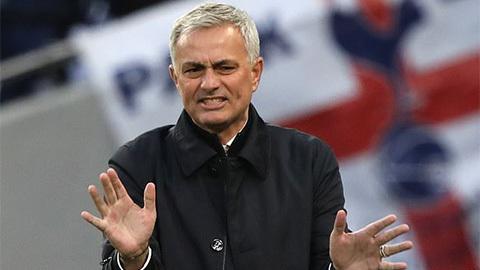 HLV Mourinho lo lắng cho tuyển Anh trước trận chung kết