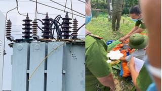 Cắt trộm cáp điện ở trạm biến áp, người đàn ông bị điện giật tử vong