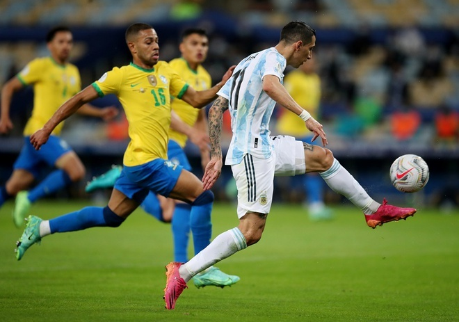 Argentina vô địch Copa America 2021